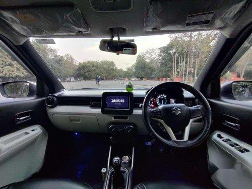Used 2017 Maruti Suzuki Ignis 1.2 Zeta MT for sale in Gurgaon