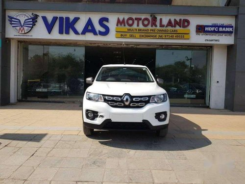 Used Renault Kwid RXT 2016 AT for sale in Surat