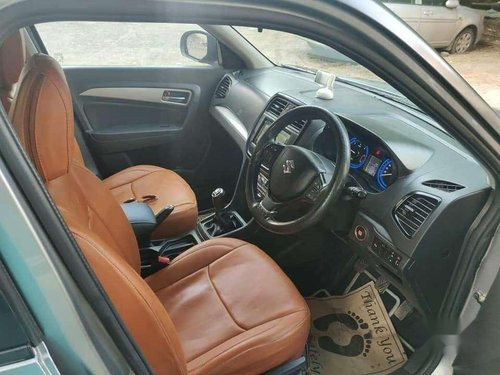 Used 2018 Maruti Suzuki Vitara Brezza MT for sale in Rajkot