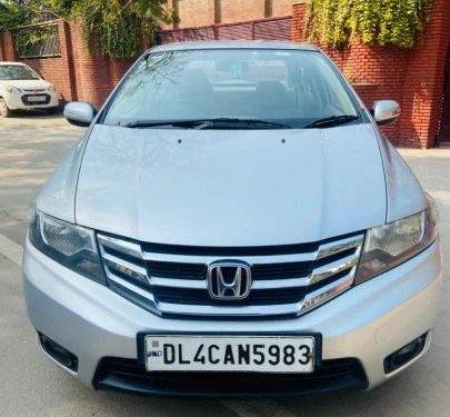 Used 2012 Honda City AT for sale in New Delhi