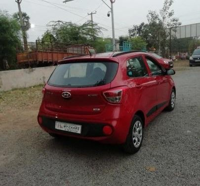 Used Hyundai Grand i10 2017 MT for sale in Visakhapatnam