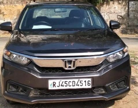 Used 2018 Honda Amaze MT for sale in Jaipur