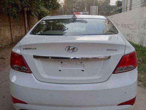 Used 2017 Hyundai Verna MT for sale in Allahabad