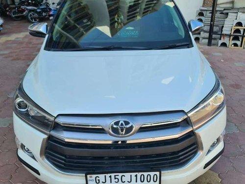 Used 2019 Toyota Innova Crysta MT for sale in Rajkot