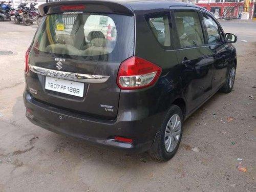 2016 Maruti Suzuki Ertiga VDi MT for sale in Hyderabad