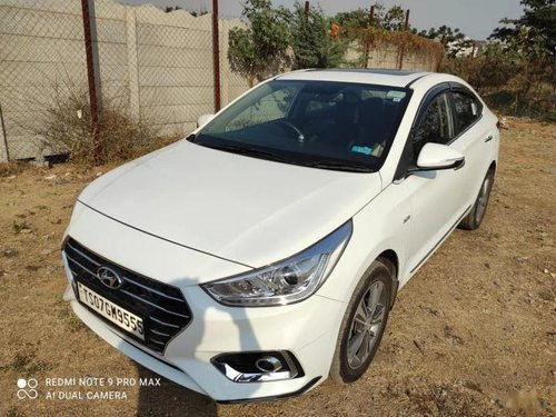 Used 2019 Hyundai Verna AT for sale in Hyderabad -8