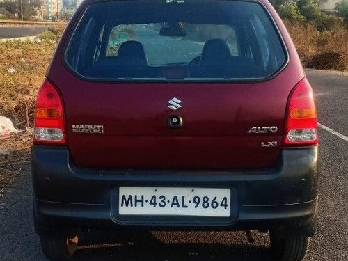 Used 2012 Maruti Suzuki Alto MT for sale in Pune