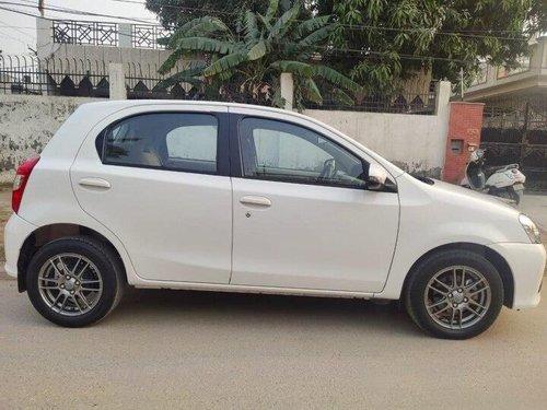 Toyota Etios Liva 1.2 VX 2017 MT for sale in Gurgaon