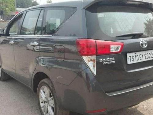 Used 2016 Toyota Innova Crysta MT for sale in Secunderabad