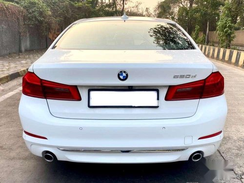 BMW 5 Series 520d Luxury Line 2017 AT for sale in Mumbai -5