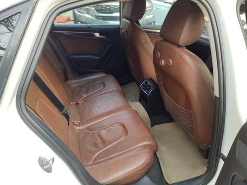 Audi A4 New 2.0 TDI Multitronic 2012 AT for sale in Mumbai
