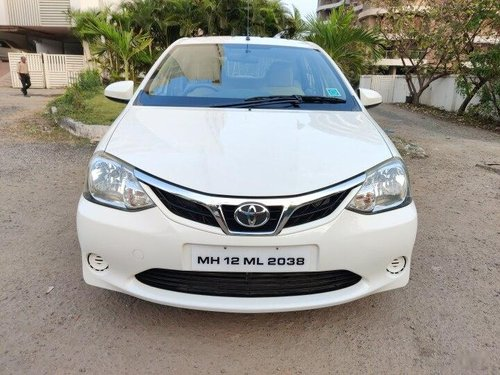 Used Toyota Etios G 2015 MT for sale in Pune