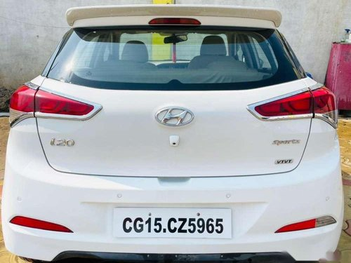 Used 2016 Hyundai Elite i20 MT for sale in Raigarh