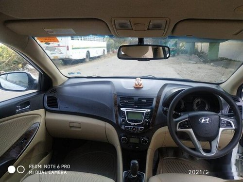 Used Hyundai Verna 1.6 SX 2012 MT for sale in New Delhi