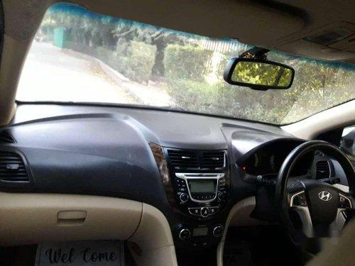Used Hyundai Verna 2014 MT for sale in Vadodara