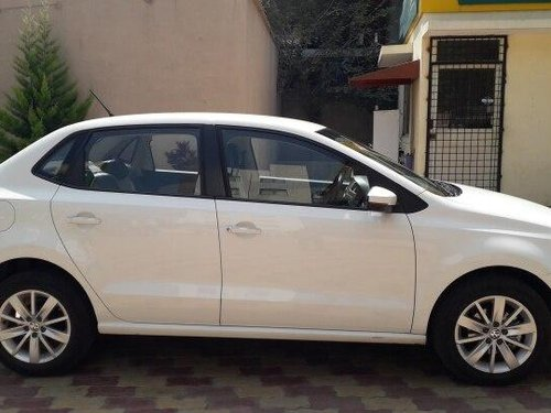 Volkswagen Ameo 1.5 TDI Highline 2017 MT in Bangalore