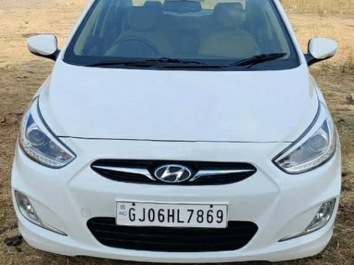 Used Hyundai Verna 1.6 SX 2014 MT for sale in Ahmedabad