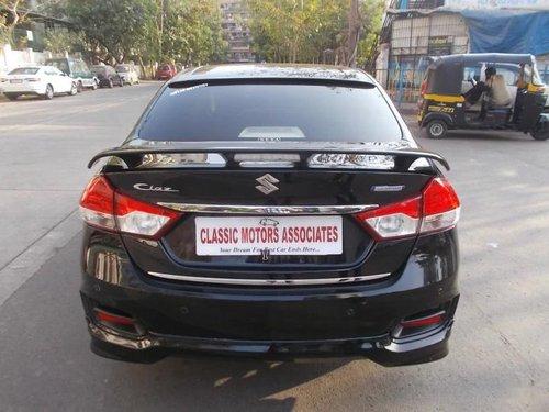 Used Maruti Suzuki Ciaz 2018 MT for sale in Mumbai