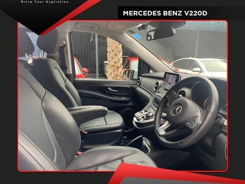 Used 2019 Mercedes Benz V-Class AT for sale in Chennai