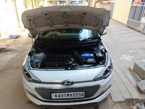 Used Hyundai i20 2017 MT for sale in Bangalore