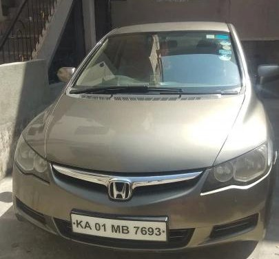 Used 2006 Honda Civic MT for sale in Bangalore