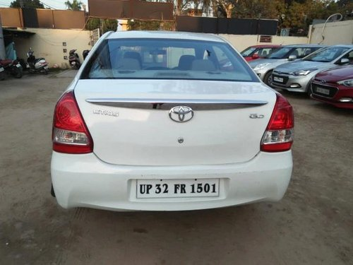 Used Toyota Etios GD 2014 MT for sale in Lucknow