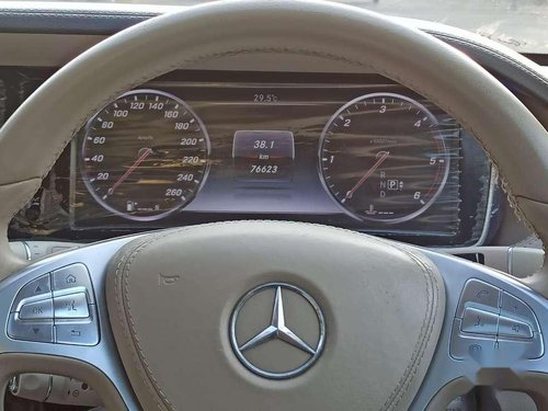 Used 2014 Mercedes Benz S Class AT for sale in Mumbai