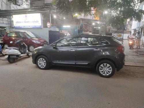 2018 Maruti Suzuki Baleno Alpha AT for sale in Chennai