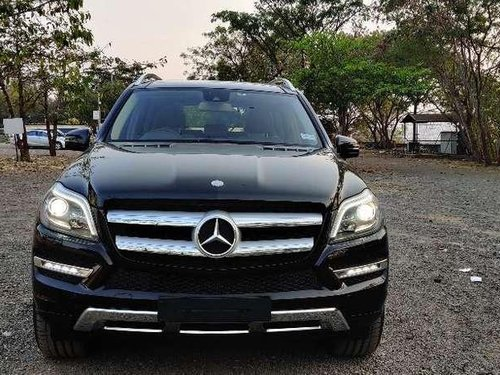 Used Mercedes Benz GL-Class 2015 AT for sale in Pune