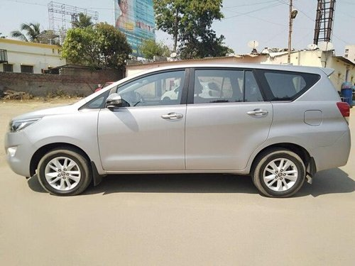 Used Toyota Innova Crysta 2018 MT for sale in Pune