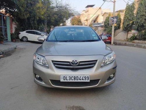Used Toyota Corolla Altis G 2011 MT for sale in New Delhi