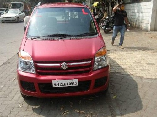Used Maruti Suzuki Wagon R VXI 2008 MT for sale in Pune