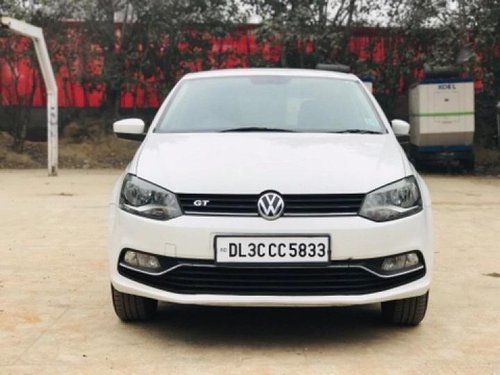 Volkswagen Polo GT TSI Sport Edition 2015 AT in New Delhi
