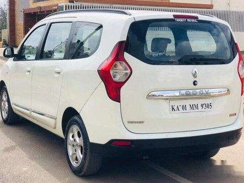 Used 2016 Renault Lodgy MT for sale in Bangalore