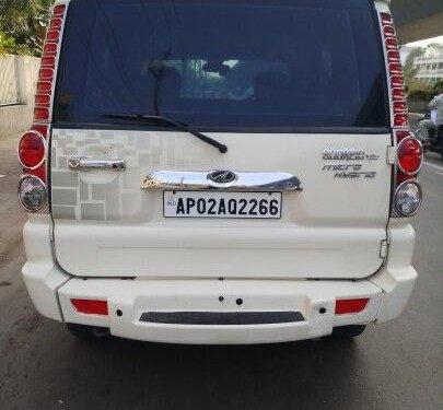 Used 2012 Mahindra Scorpio MT for sale in Hyderabad