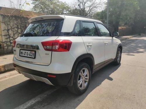Used Maruti Suzuki Vitara Brezza ZDi 2017 MT in Mumbai