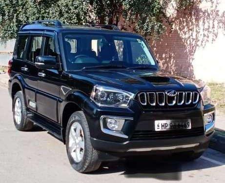 Used Mahindra Scorpio 2018 MT for sale in Chandigarh