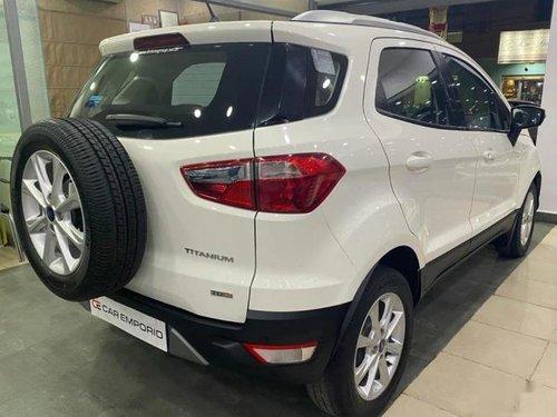 2018 Ford EcoSport 1.5 Diesel Titanium MT for sale in Hyderabad