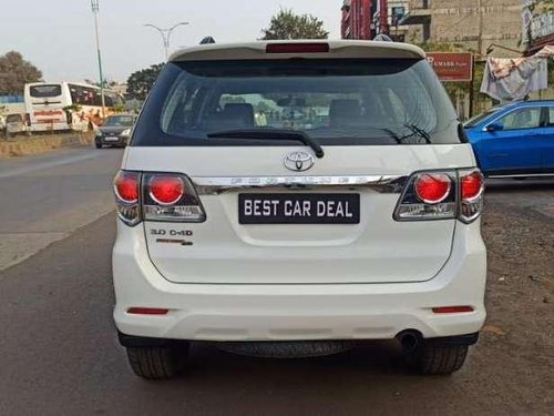 Used Toyota Fortuner 2015 MT for sale in Chandrapur
