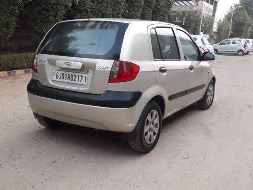 Used Hyundai Getz 1.5 CRDi GVS 2008 MT in Ahmedabad