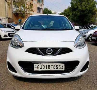 Used 2014 Nissan Micra AT for sale in Ahmedabad
