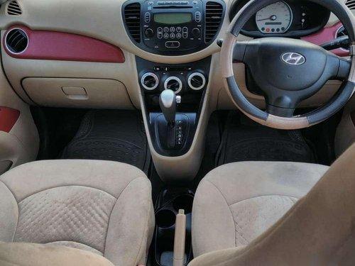 Hyundai i10 1.2 Kappa Sportz 2010 AT for sale in Pune