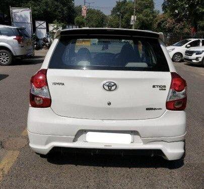2012 Toyota Etios Liva Petrol TRD Sportivo MT in New Delhi