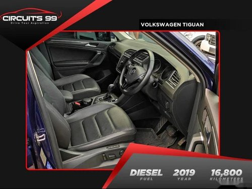 Used 2019 Volkswagen Tiguan AT for sale in Chennai -2