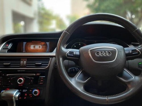 2012 Audi A4 2.0 TDI 177 Bhp Premium Plus AT in Pune
