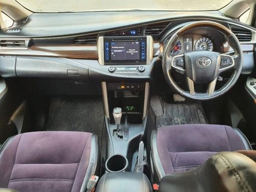 Used Toyota Innova Crysta 2016 AT for sale in Ahmedabad
