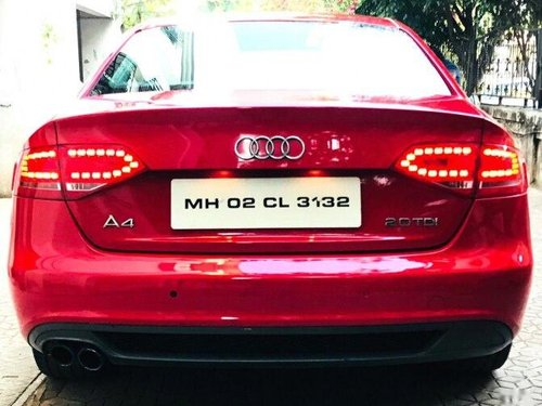 Audi A4 2.0 TDI Multitronic 2012 AT in Pune