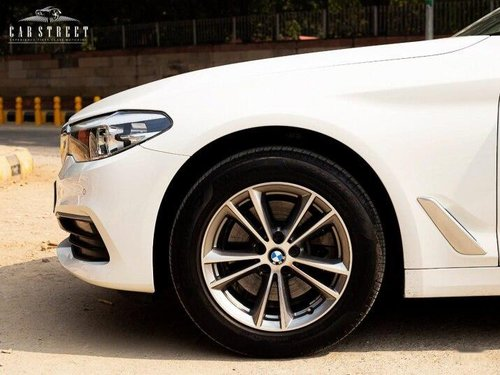 Used BMW 5 Series 520d Sport Line 2020 AT in New Delhi