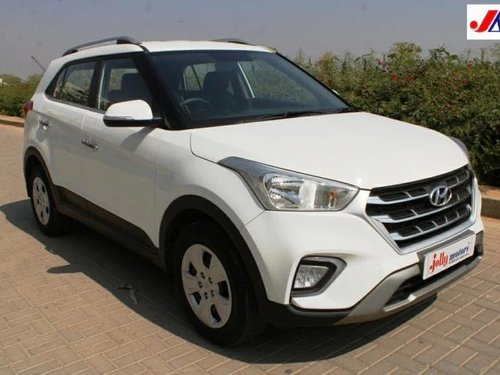 Hyundai Creta E 2018 MT for sale in Ahmedabad