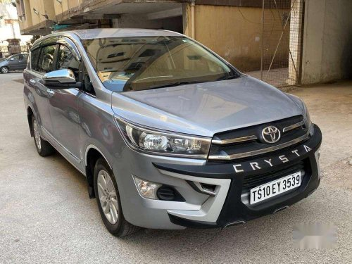 Used Toyota Innova 2018 MT for sale in Hyderabad